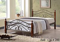 Кровать полуторная Onder Mebli Judi 120*200