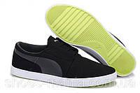 Летние кроссовки Puma Grimme Lo черные, фото 1