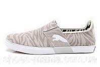 Летние кроссовки Puma Lasy Slip On, фото 1