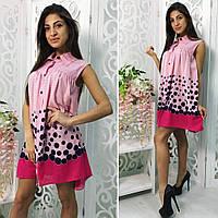 Летнее женское платье/туника по цене производителя