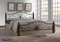 Двуспальная кровать Onder Mebli Mara N 140х200 Малайзия