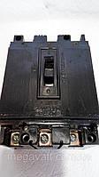 Автоматические выключатели А 3163 50А, фото 1