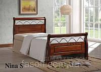 Кровать полуторная Onder Mebli Nina 140*200