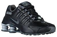Кроссовки/Кеды (Оригинал) Nike Shox NZ Black/Wolf Grey/Dark Grey