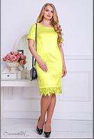 Чувственное атласное платье , фото 1