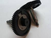 Шестерня мотора дворников ВАЗ 2101, 2102, 2103, 2104, 2105, 2106, 2107 н/о (черная с металлом)