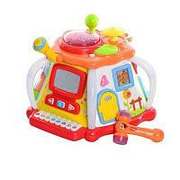 Развивающая игрушка Joy Toy Сундук с чудесами (7343)