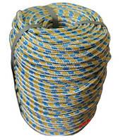 Фал ТМ Ділонг цветной полипропиленовый 8мм*100м