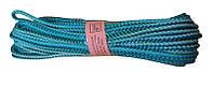 Шнур ТМ Ділонг полипропиленовый вязаный комбинированный 5мм*20м