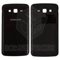 Задняя крышка батареи для мобильного телефона Samsung G7102 Galaxy Grand 2 Duos, черная