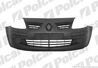 Бампер передний / грунт без отв п/т 04-07 Renault Modus 04-12