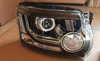 Передние фары на Land Rover Discovery 4(рестайлинг), фото 1