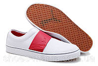 Летние кроссовки Puma El Rey Cross Perf white-red, фото 1