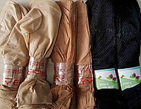 Женские носки капроновые тормоза