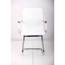 Кресло Slim CF (XH-632C) Белое (AMF-ТМ), фото 2