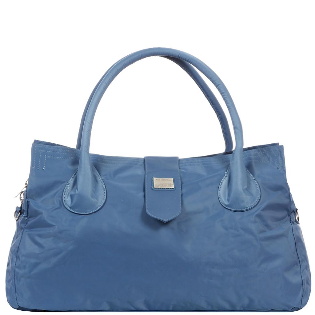 0ce93eefd18d ... Дорожная большая спортивная сумка текстильная синяя Эпол 23601 (Epol) ,  57*30* ...