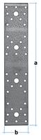 Пластины плоские усиленные LPS