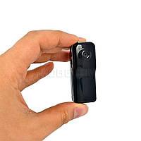 Мини видеокамера md80 веб камера видеорегистратор глазок наблюдения, фото 1