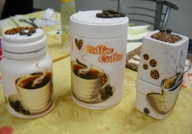 Банки для кофе