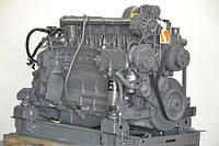 Турбокомпрессор на двигатель Дойц.