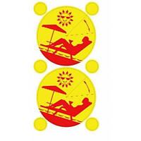 Стикини для солярия (100шт.уп)