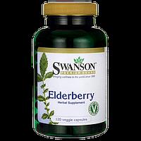 Elderberry / Бузина, 575 мг. 120 капсул