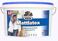 Краска моющаяся интерьерная Dufa Mattlatex D100  10л