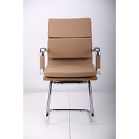 Кресло Slim FX CF (XH-630C) Бежевое (AMF-ТМ)