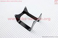 Защита бака топливного, металл Тип №2 бензо - триммера, мотокосы