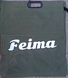 Садок Feima прорезиненный прямоугольный 2.5м, фото 2