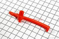 Курок-предохранитель ручки газа бензо - триммера, мотокосы