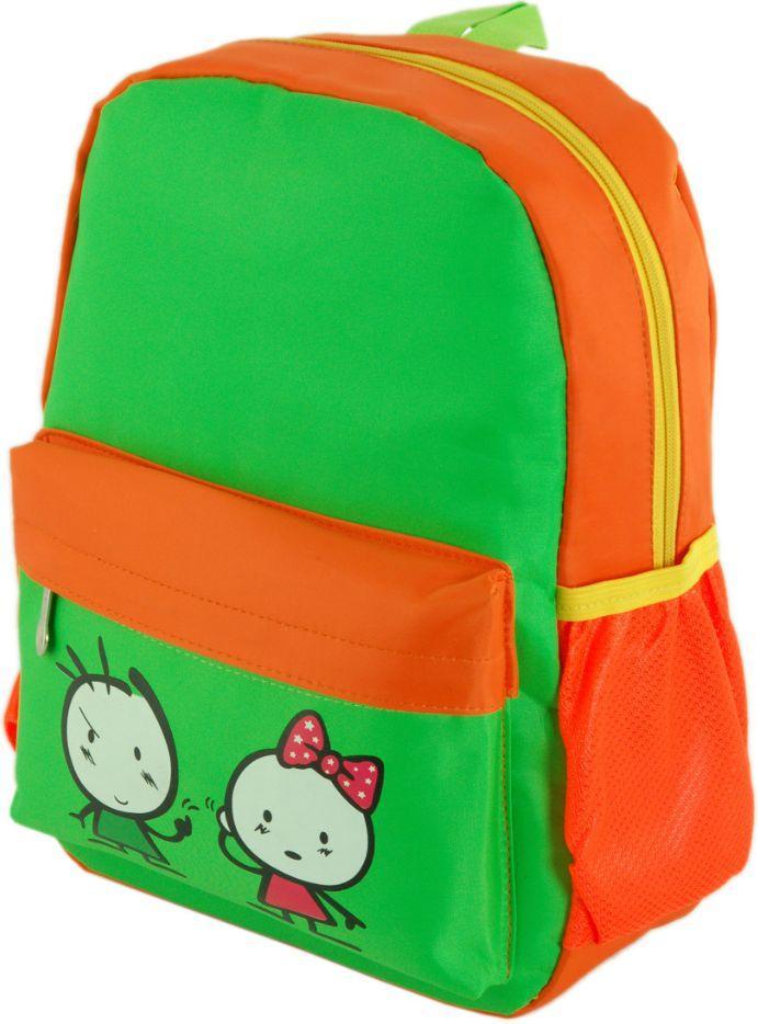 Детский рюкзачок Traum 7005-45, зеленый 7 л