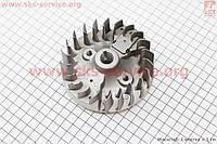 Ротор магнето HONDA GX35 (CG438) - 4Т бензо - триммера, мотокосы