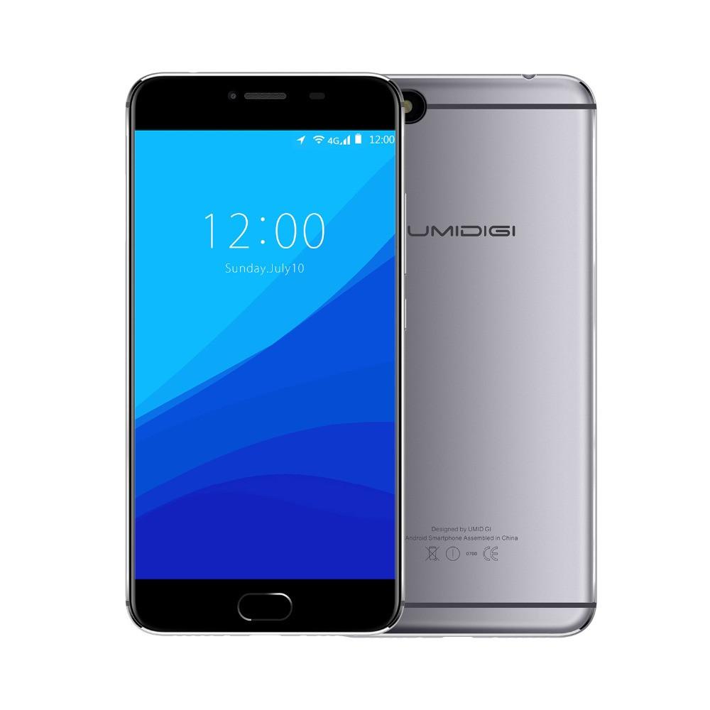 Смартфон Umidigi C Note 3Gb