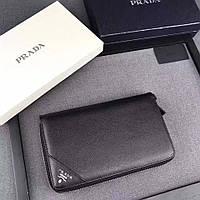 Мужской кошелек Prada, фото 1