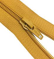 Застежки-Молнии  80см (СПИРАЛЬ Тип-5) разъемные, цвет № 848 под-золото