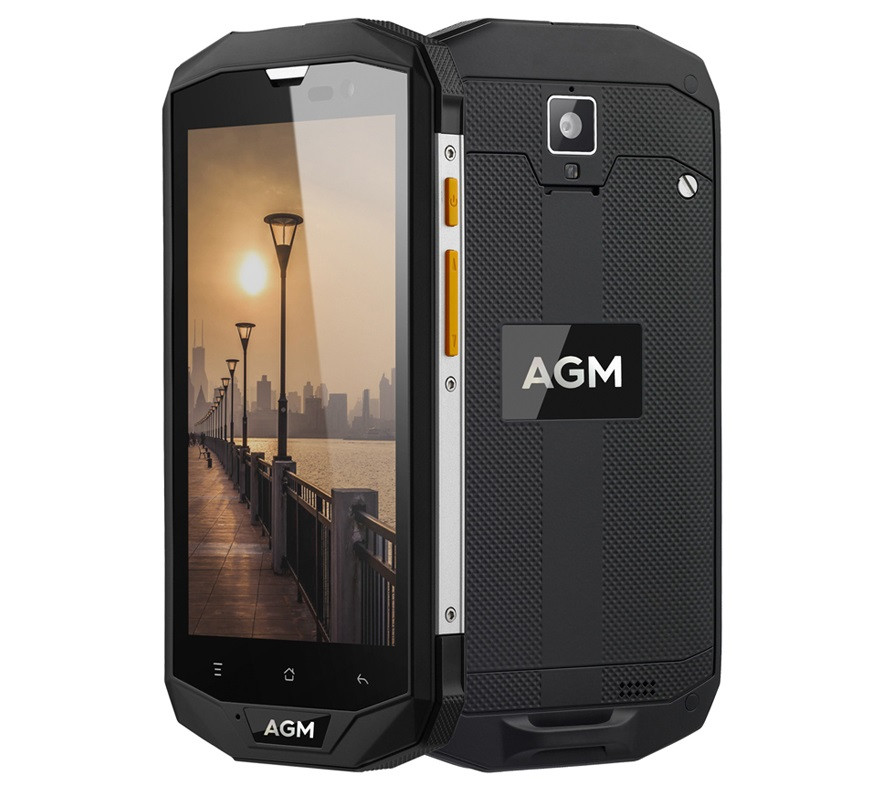 Смартфон AGM A8 32Gb IP68