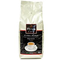 Кофе эспрессо RIVA Silver 1kg