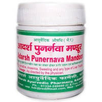 Препарат для печени Пунарнава Мандур 40 грамм