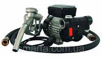 Комплект перекачки дизельного топлива LightPump, 220В, 70 л/мин