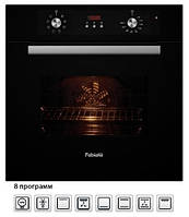 Духовой шкаф электрический Fabiano FBO 23 Lux Black