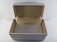 Коробка для кексов (2 шт)
