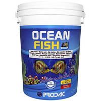 Морская соль Prodac Ocean Fish Salt для аквариума, 1 кг