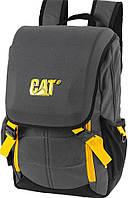 """Прочный рюкзак с отделением для ноутбука 15,6"""" на 27 л. CAT Millennial Ultimate Protect 83369;172 антрацит"""