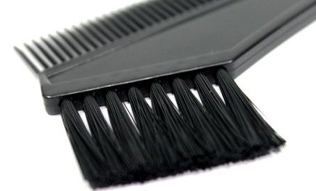 Кисти для покраски волос (200х65mm) двухсторонние