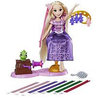 Кукла Рапунцель и салон королевских лент. Disney Princess Rapunzel's Royal Ribbon Salon.