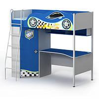 Серия «Driver» Кровать-чердак со шкафом Dr-16-2 BRIZI, фото 1