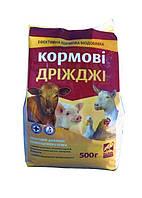 Дрожжи кормовые 0,5 кг O.L.Kar