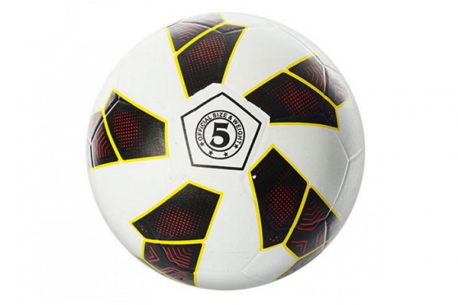 Мяч футбольный резиновый №5