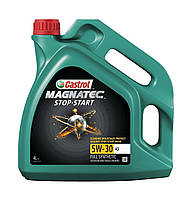 Моторное масло CASTROL MAGNATEC STOP-START 5W-30 A5, 4 л
